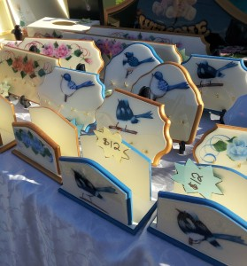 Ann Harris - hand painted products