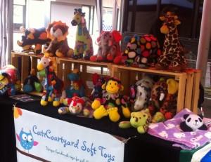 Jan Conlon - Cute Courtyard Soft Toys (4)